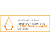 Lipper Fund Awards 2016 Austria