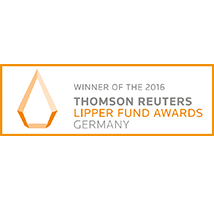 Lipper Fund Awards 2016 Germany