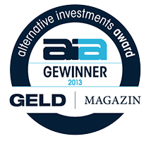 Alternative Investments Award 2013